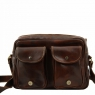 Дорожная сумка Tuscany Leather San Marino Brown