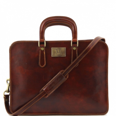 Портфель Tuscany Leather Alba Brown