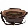Сумка через плечо Tuscany Leather Messenger Black