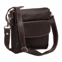 Небольшая сумка через плечо Lakestone Osborne Brown