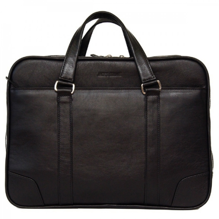 Деловая сумка Jack's Square Teller Black