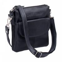 Небольшая сумка через плечо Lakestone Osborne Black