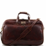 Дорожная сумка Tuscany Leather Bora Bora Brown Маленькая