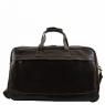 Дорожная сумка Tuscany Leather Bora Bora Dark Brown Маленькая
