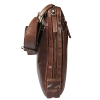 Сумка через плечо Gianni Conti 1222349 dark brown