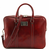 Портфель Tuscany Leather Prato Red