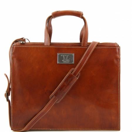 Портфель Tuscany Leather Palermo Honey