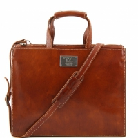 Портфель Tuscany Leather Palermo Honey