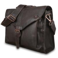 Портфель Ashwood leather Tycho Brown