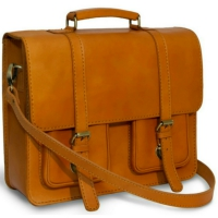 Портфель Ashwood leather VIN-820 Vintage Tan