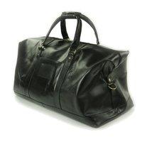 Дорожная сумка Ashwood Leather Lewis 2081 black