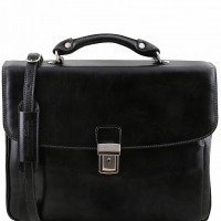 Портфель Tuscany Leather Alessandria Black