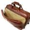 Дорожная сумка Tuscany Leather Samoa Dark Brown