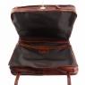 Дорожная сумка Tuscany Leather Tahiti Dark Brown