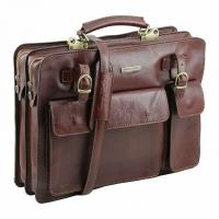 Портфель Tuscany Leather Venezia Brown