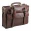 Портфель Tuscany Leather Venezia Dark Brown