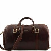 Дорожная сумка Tuscany Leather Berlin Brown Большая