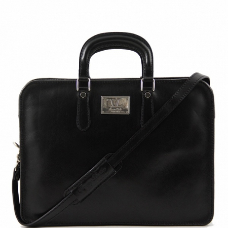 Портфель Tuscany Leather Alba Black