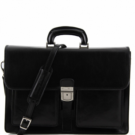 Портфель Tuscany Leather Assisi Black