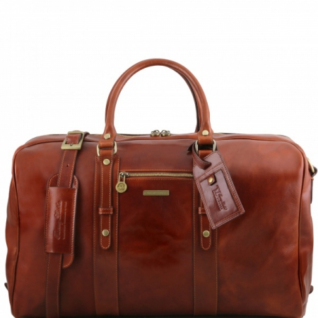 Дорожная сумка Tuscany Leather TL Voyager Brown