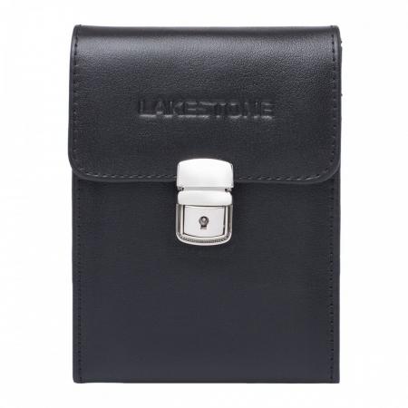 Небольшая сумка для документов Lakestone Tormarton Black