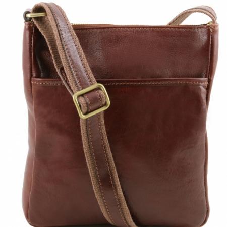 Сумка через плечо Tuscany Leather Jason Brown