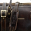 Дорожная сумка Tuscany Leather Berlin Black Большая