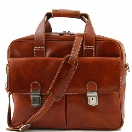 Деловая сумка Tuscany Leather Reggio Emilia Honey