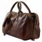 Дорожная сумка Tuscany Leather Paris Dark Brown