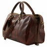 Дорожная сумка Tuscany Leather Paris Dark Brown