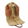 Дорожная сумка Tuscany Leather Antigua Dark Brown