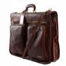 Дорожная сумка Tuscany Leather Tahiti Brown