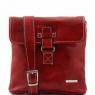 Сумка через плечо Tuscany Leather Andrea Red