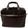 Деловая сумка Tuscany Leather Reggio Emilia Dark Brown