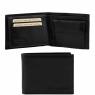 Эксклюзивный кожаный бумажник Tuscany Leather Black