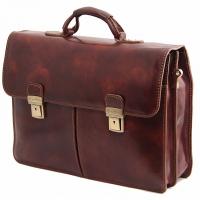 Портфель Tuscany Leather Bolgheri Brown