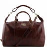 Дорожная сумка Tuscany Leather Amsterdam Brown