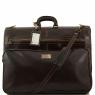 Дорожная сумка Tuscany Leather Papeete Dark Brown