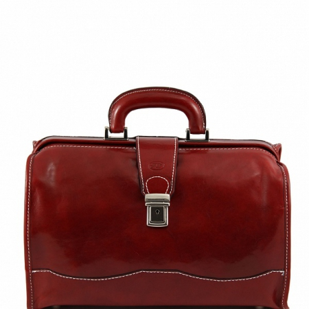 Саквояж Tuscany Leather Raffaello Red