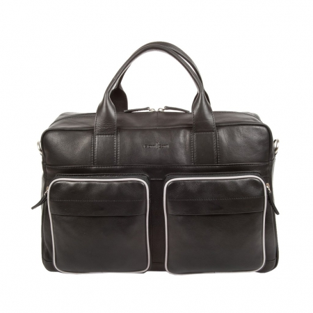 Сумка Gianni Conti 1751278 black grey