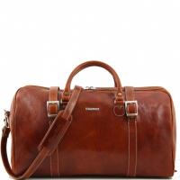 Дорожная сумка Tuscany Leather Berlin Honey Большая