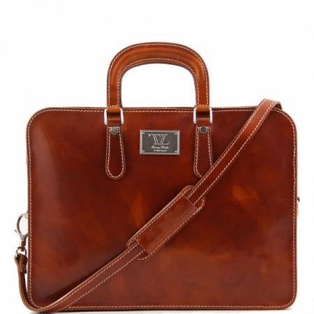 Портфель Tuscany Leather Alba Honey