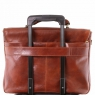Портфель Tuscany Leather Alessandria Dark Brown
