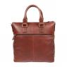 Бизнес-сумка Gianni Conti 1752258 brown teal