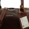 Дорожная сумка Tuscany Leather Oslo Brown