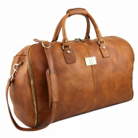 Дорожная сумка Tuscany Leather Antigua Sandy