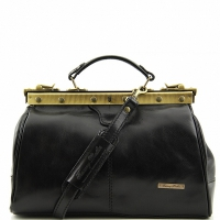Саквояж Tuscany Leather Michelangelo Black