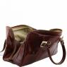 Дорожная сумка Tuscany Leather Berlin Brown Маленькая
