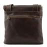 Сумка через плечо Tuscany Leather Andrea Dark Brown
