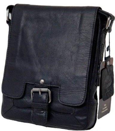 Планшет Ashwood Leather 8341 black